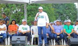 Visita do Governador Wilson Lima em Autazes
