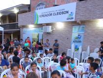 Prefeito Andreson Cavalcante entrega novo espaço para funcionamento da UBS Ver Cleidson de Oliveira