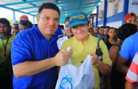 Prefeitura de Autazes realiza distribuição de peixes para Semana Santa