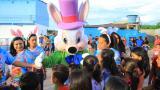 Comemoração da Páscoa reúne mais de 500 crianças em Autazes