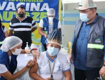Prefeitura de Autazes inicia a Campanha de Vacinação contra o COVID-19